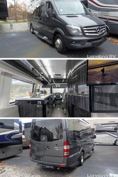 If you're looking for something that is sleek AND stylish, then check out the Winnebago Era. This vehicle is sure to keep you en route and on time with its versatility. Stop by and see this incredible model for yourself! Class B Motorhomes, Motorhomes For Sale, Travel Trailers For Sale, Used Rvs, Rv Life, The Incredibles, Tours, Vehicles, Model
