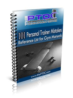 101 personal trainer mistakes manual