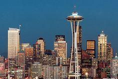 My favorite skyline-Seattle, Washington