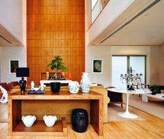 Decor Salteado - Blog de Decoração   Construção   Arquitetura   Paisagismo: Móveis para decorar atrás do sofá!