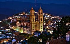 Taxco, Guerrero, Pueblo Magico de Mexico