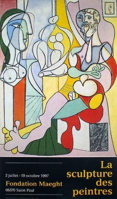 Le Sculpteur, 1931- Pablo Picasso