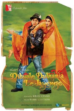 Movie Galaxy: Piracy is Shocking, Dilwale Dulhaniya Le Jayenge Creative Jobs, Best Ads, Bollywood, Films, India, Movie Posters, Movies, Goa India, Film Poster