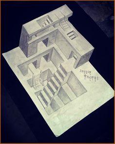 Little house by Yasser Ansari
