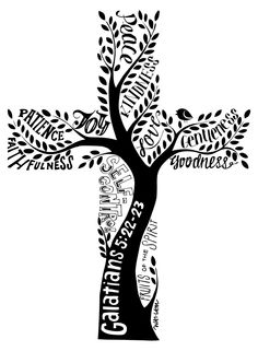 Fruits of the Spirit, Galatians 5:22-23