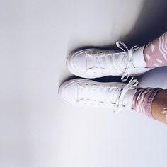 Women'secret lovers wearing socks
