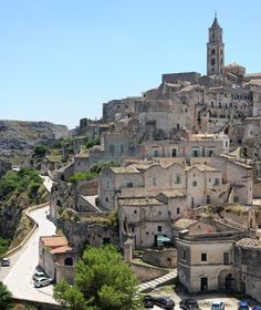 Carved out of a limestone gorge, the millennia-old town in the southern region of Basilicata—the arch of Italy's boot—was abandoned for decades, until artists and hippies began repopulating it in the 1950s and UNESCO declared the old town a World Heritage Site in 1993.