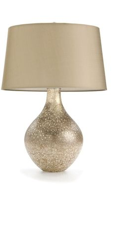 a lamp like this is cute! I would want one that matches my color scheme in my living room or bedroom