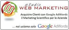 Studio Web Marketing è Google Partner Certificato. www.studiowebmarketing.it