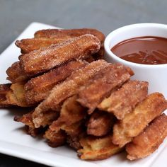 Street Food From Around The World // #churros #dumplings #streetfood #food #tasty