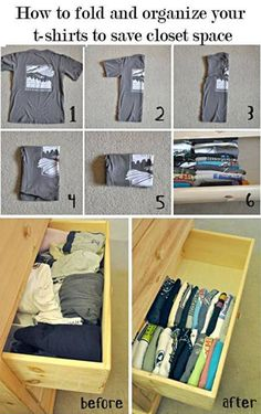 I do this while packing (when not rushed) and it helps... and things don't get wrinkled!