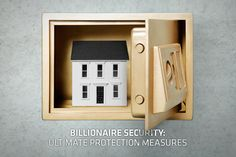 For the average American, a home alarm system may be the extent of his or her security detail. But for the super-rich, it's another story. They're taking security to a new high in technology and price.    With billionaires worried about protestors, pirates and kidnappers, they're fortifying their homes, yachts and even private jets with high-tech security. The price tag to equip homes of the super-rich can be as cutting edge as the technology. Check out the slideshow to have your mind blown.