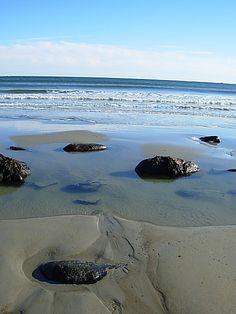 Wells Beach, Maine by MorgAnderson, via Flickr-my old vacation 'haunt'..