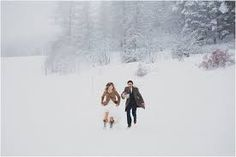 Image result for snowy wedding