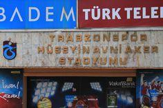 Trabzonspor Hüseyin Avni Aker Stadyumu Broadway Shows, World, Turkey Country, The World