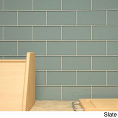 Subway Tiles (Pack of 32)   Overstock.com Shopping - Big Discounts on Backsplash Tiles