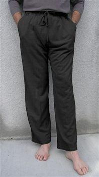 Hemp Pants - Hemp Yoga Pants - Hemp Sweatpants for Men & Women
