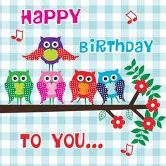 Design Birthday Card / Verjaardagskaart by Patricia van Hulsentop www.kaartje2go.nl