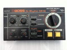 Boss dr-55 for sale or trade. Surf the link to Audiofanzine.