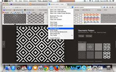 Turning Patterns Into Cut Files (or Backgrounds) ~ Silhouette School