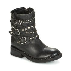 Chaussures Femme Boots Ash TATOO Noir