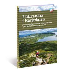 I västra Härjedalen är förutsättningarna perfekta för lättsam fjällvandring. Ofta startar vandringen vid trädgränsen eller till och med uppe på kalfjället, där du omedelbart kan njuta av öppna vidder i alla vädersträck. Bokens vandringar går i området från Helags i norr till Rogen i söder och från Sonfjället i öster till Røros i väster. Alla turer går att göra över dagen med utgångspunkt från Funäsdalen.