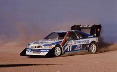 Ari Vatanen, Peugeot 405 T16 GR