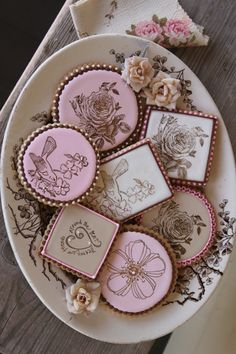 Cookies | Gallery | Julia Usher | Recipes for a Sweet Life