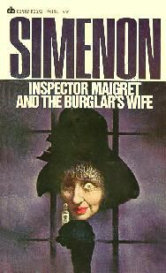 Inspector Maigret and the Burglar's Wife by Georges Simenon