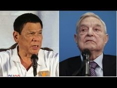 President Duterte Warns George Soros 'There Is A Bounty On Your Head' Z New, George Soros, New Gods, Human Rights, Philippines, Christianity, Presidents, Religion, Politics