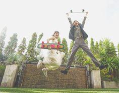 インスタで人気のカリスマ花嫁♡kasumiさんのほっこり可愛いナチュラルウェディングを真似したい* | marry[マリー]
