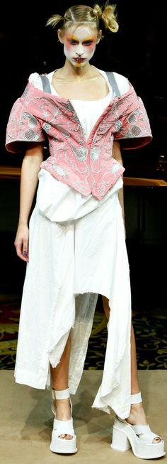 Spring 2012 Ready-to-Wear Vivienne Westwood