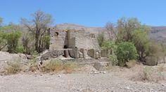 Acueducto Amolanas. Comuna de Tierra Amarilla.