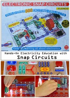 33 best snap circuits images snap circuits, maker space, circuit boardhands on electricity education with snap circuits
