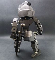 3d Printed Robot, Master Chief, Prints, Fictional Characters, Fantasy Characters