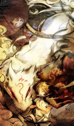 Natsume Yuujinchou by Miyukiko on deviantART | Brain's Base | Yuki Midorikawa