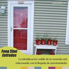 Según el Feng Shui la entrada está estrechamente relacionado con oportunidades y contactos personales o laborales. Unos de los TIPS principales para un negocio o vivienda ...