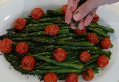I have always been an asparagus kind of girl. I love it's earthy and grassy flavors and topping it off …