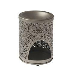 Quemador Cilíndro Metal Troquelado - oil burner design by me to Casaideas
