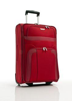 Travelite Orlando 2w Trolley M Rot