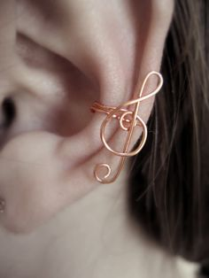 Music to My Ear Cuff