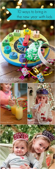 10 great ways to countdown to the new year with your kids | Melissa & Doug Playtime Press