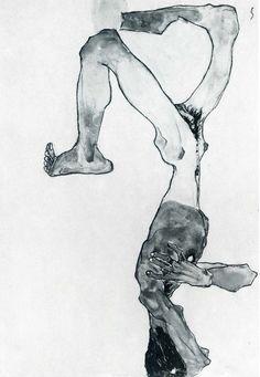 codenamefred:  Egon Schiele