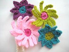Crochet Dreamz: Baby Headband with Flowers (Free Crochet Pattern)