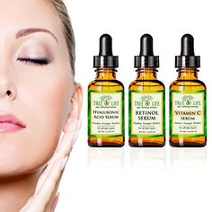 Tree of Life Anti-Aging Serum 3-Pack for Face there's a typical misguided judgment that powerful skincare accompanies a weakening sticker price particularly with regards to against maturing items. #SKIN1004_Anti_Aging_Face_Mask #Andalou_Naturals_Honey_Glycolic_Mask #Sand_and_Sky_Pink_Clay_Mask #Tree_of_Life_Anti_Aging_Serum_3_Pack_for_Face #Femiro_Hair_Removal_Home_Waxing_Kit #Keshi_Wax_Warmer_Home_Waxing_kit #BFULL_Hair_Removal_Home_Waxing_Kit Best Hyaluronic Acid Serum, Anti Aging Serum, Best Anti Aging, Anti Aging Skin Care, What Causes Wrinkles, Best Face Serum, Best Face Products, Beauty Products, Skincare
