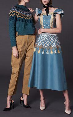 Poppy Field Dress   Temperley London