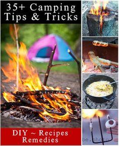 Camping Tips And Tricks & Treats
