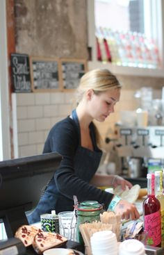 All their products are local, artisan and mostly organic. You can already have a good meal from 6 euros: STACH FOOD IN AMSTERDAM