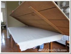 Putting-table-top-extention