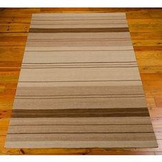 kathy ireland by Nourison Striped Area Rug // Kathy Ireland Rug